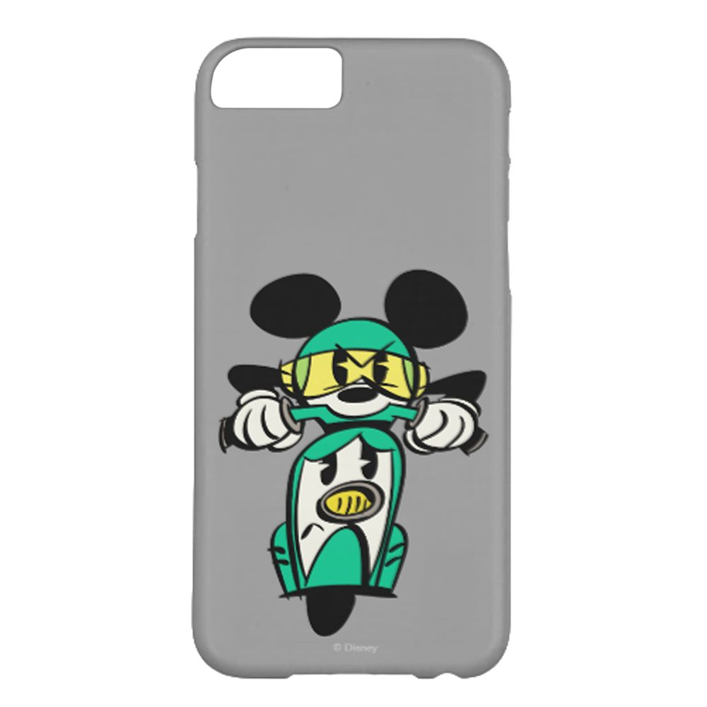 Mickey Mouse Croissant De Triomphe iPhone 6 Case – Customizable