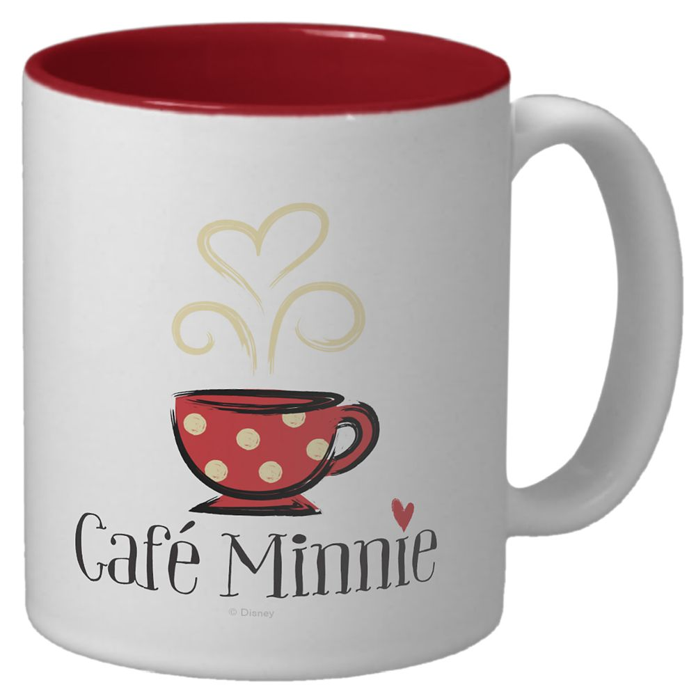 Mickey Mouse Croissant de Triomphe Mug  Customizable Official shopDisney