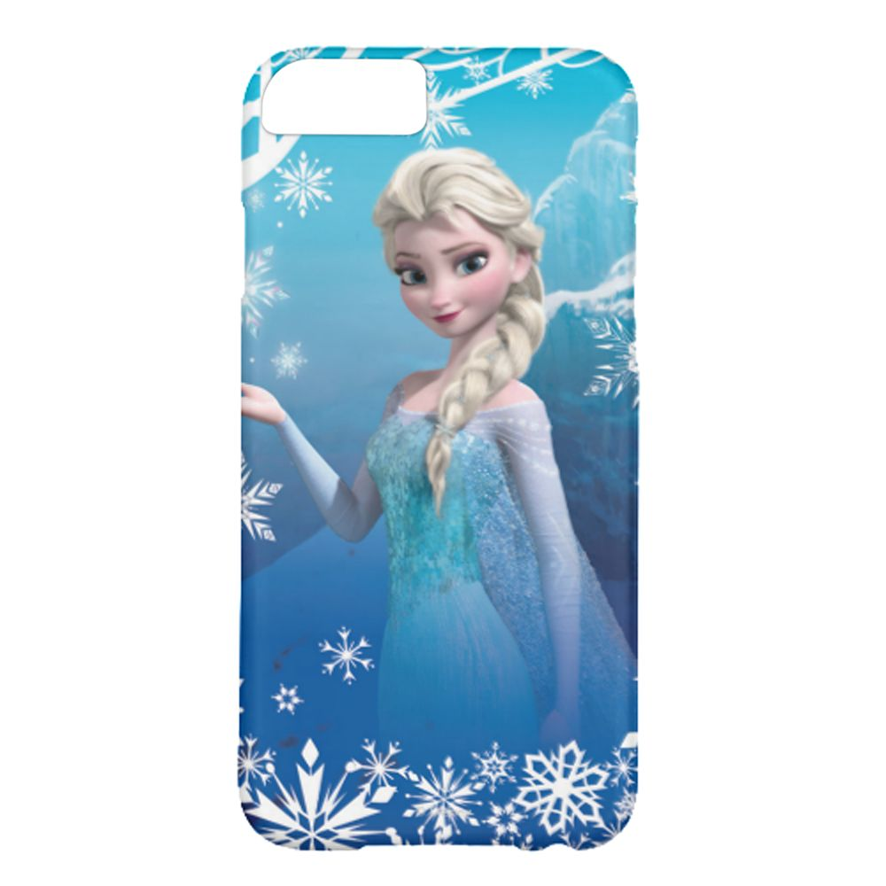 Elsa iPhone 6 Case – Frozen – Customizable