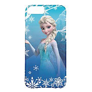 Disney Store Elsa Iphone 6 Case  -  Frozen  -  Customizable