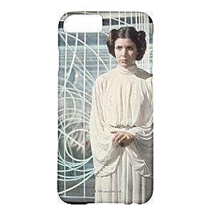 Disneystore Princess Leia I Phone 6 Case  -  Customizable