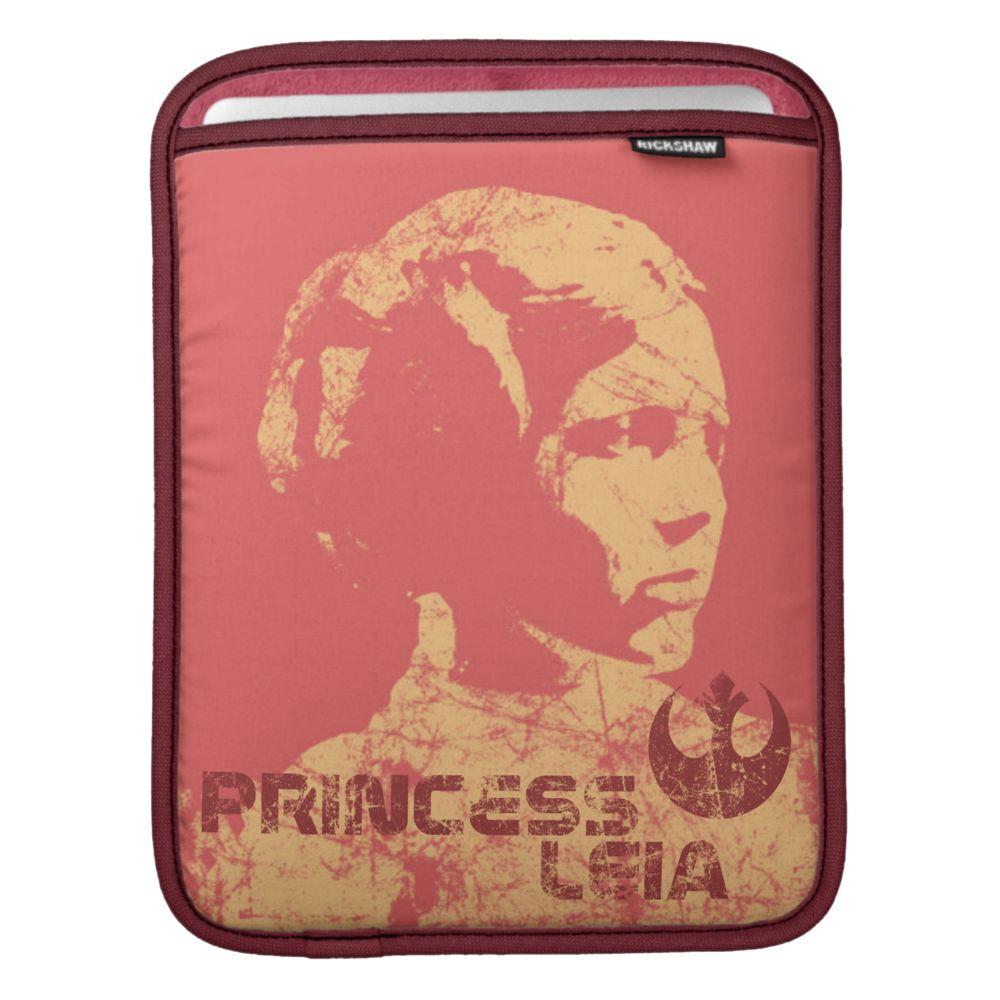 Princess Leia Vintage iPad Sleeve  Customizable Official shopDisney