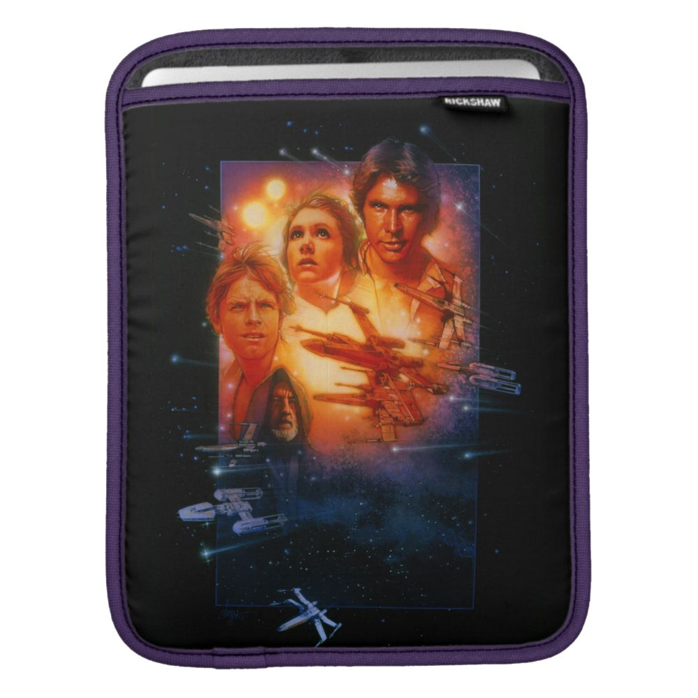 Princess Leia iPad Sleeve – Customizable