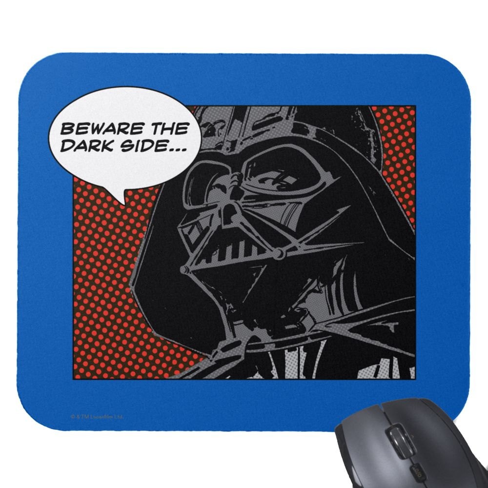 Darth Vader Mouse Pad – Customizable