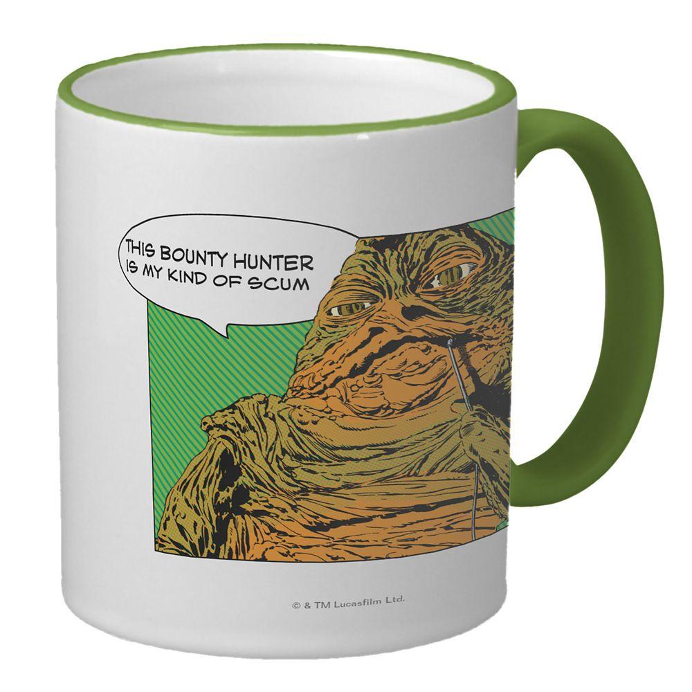 Jabba the Hutt Ringer Mug – Customizable