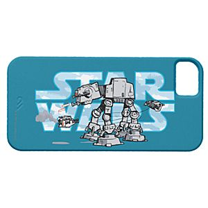 Disney Store At - at Iphone 5 Case  -  Customizable