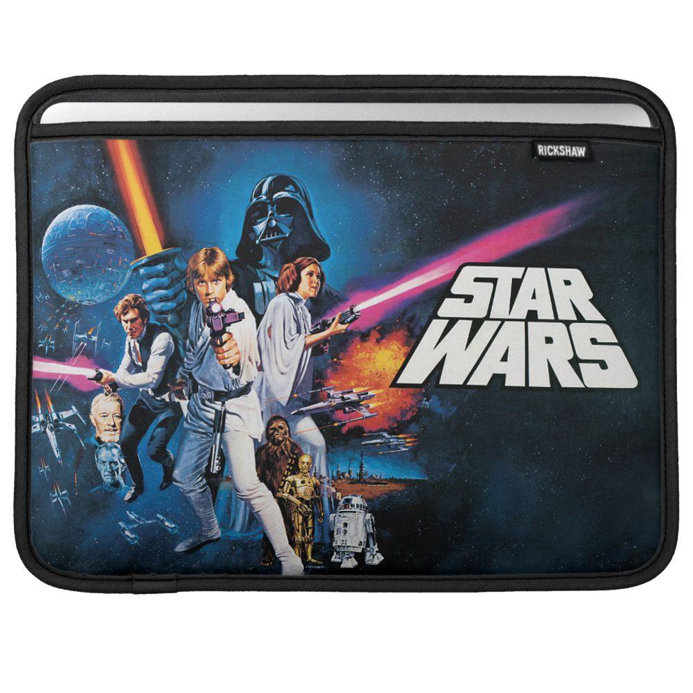 Star Wars Poster MacBook Sleeve – Customizable