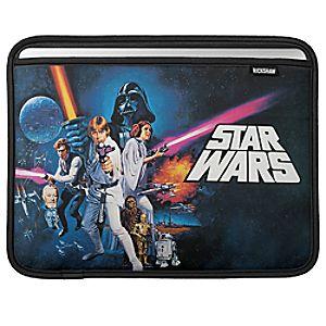 Disney Store Star Wars Poster Macbook Sleeve  -  Customizable