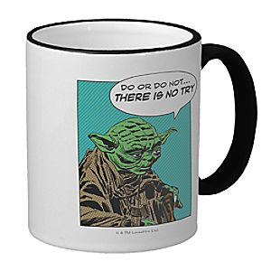 Yoda Ringer Mug – Customizable