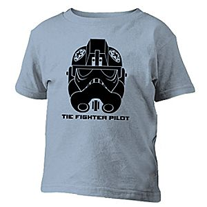 Star Wars Rebels Tie Fighter Pilot Tee for Boys - Customizable 7200000520ZESP