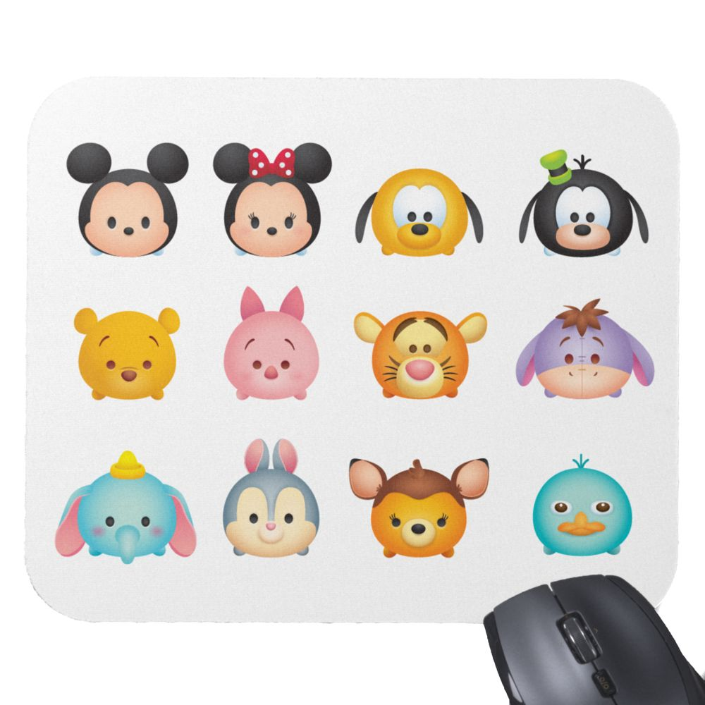 ''Tsum Tsum'' Mousepad – Customizable