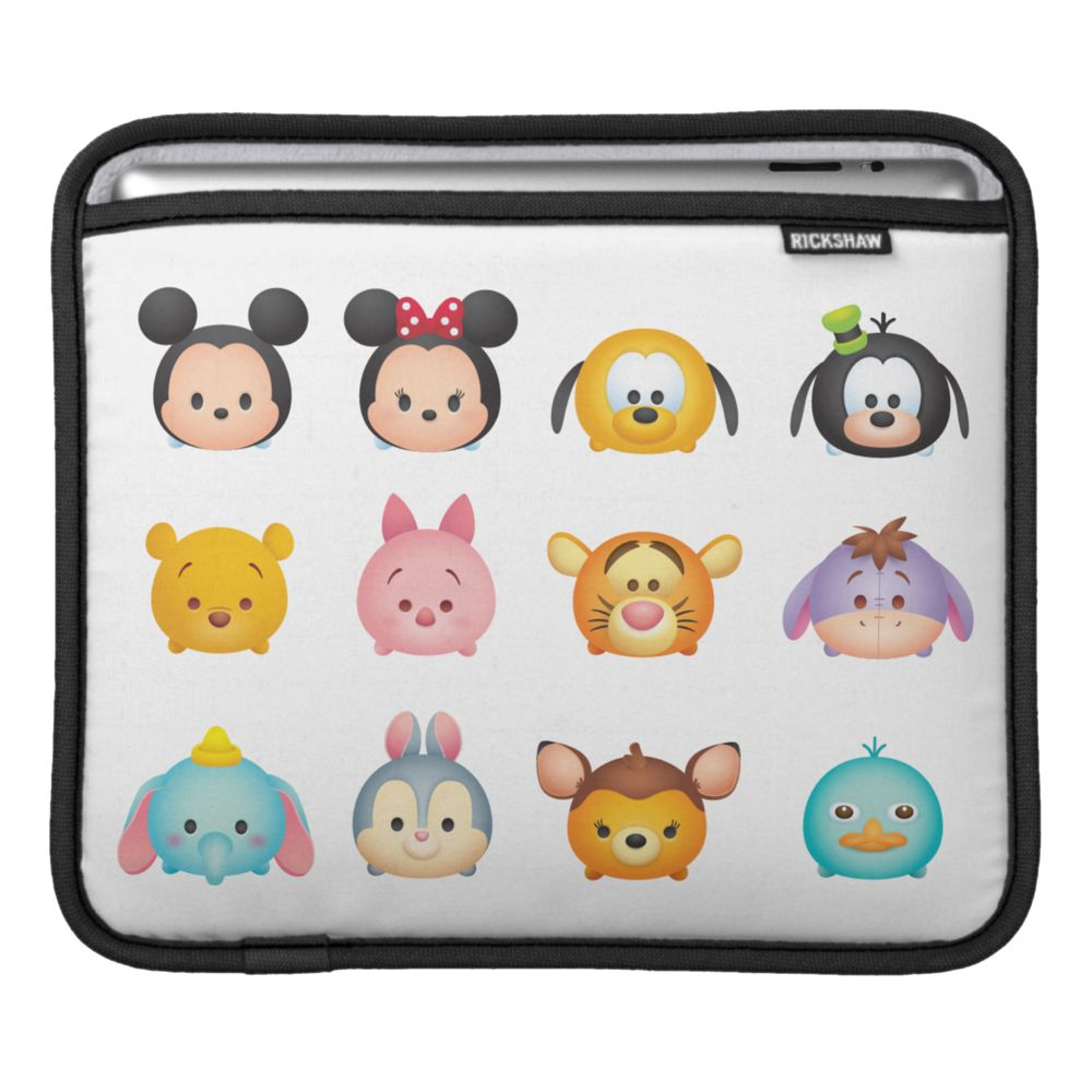 ''Tsum Tsum'' iPad Sleeve – Customizable