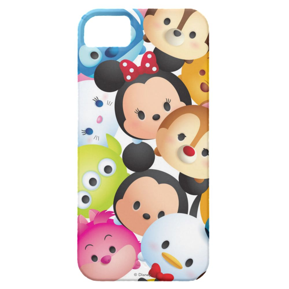 ''Tsum Tsum'' Pattern iPhone 5/5S Case – Customizable