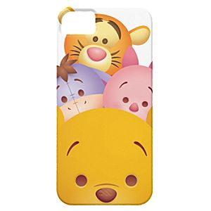 Disney Store ''tsum Tsum'' Winnie The Pooh And Pals Iphone 5 / 5s Case  -