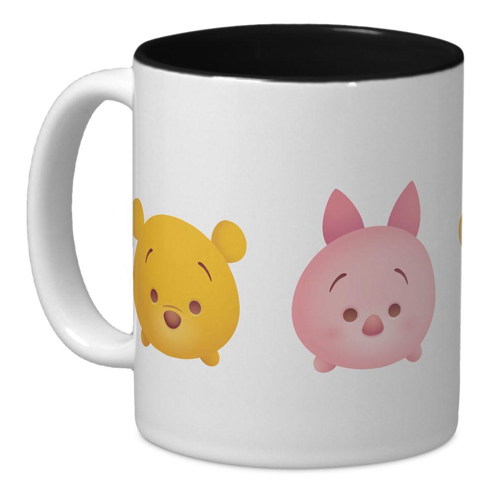 ''Tsum Tsum'' Winnie the Pooh and Pals Mug  Customizable Official shopDisney
