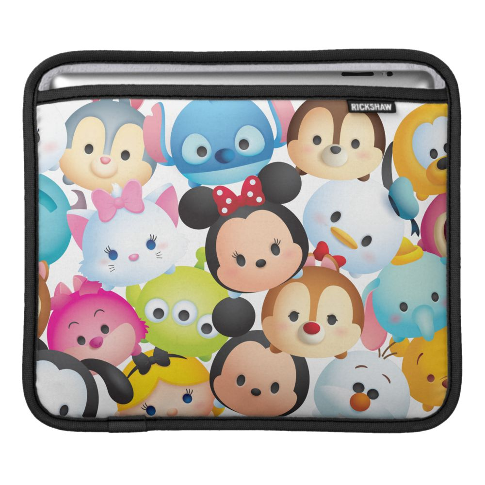 ''Tsum Tsum'' Pattern iPad Sleeve  Customizable Official shopDisney