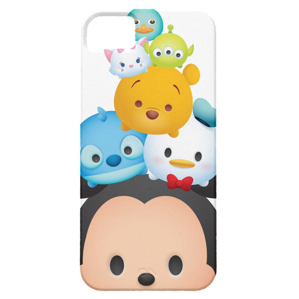 ''Tsum Tsum'' Mickey Mouse and Friends iPhone 5/5S Case  Customizable Official shopDisney