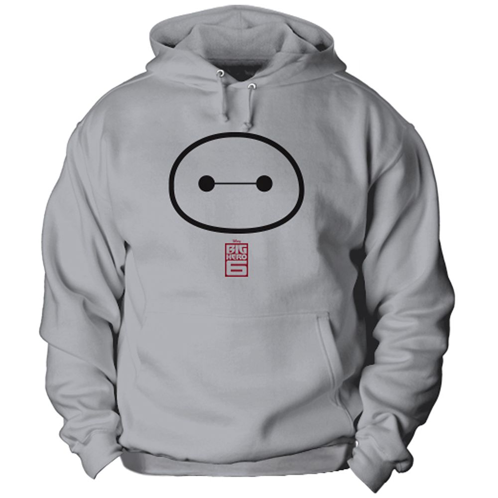 Big Hero 6 Baymax Hoodie for Adults – Customizable