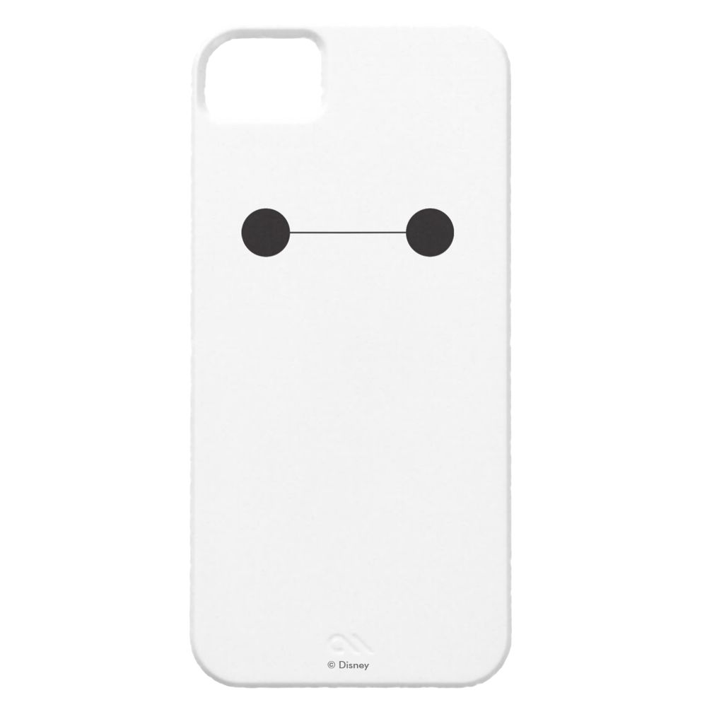 Big Hero 6 Baymax iPhone 5/5S Case – Customizable