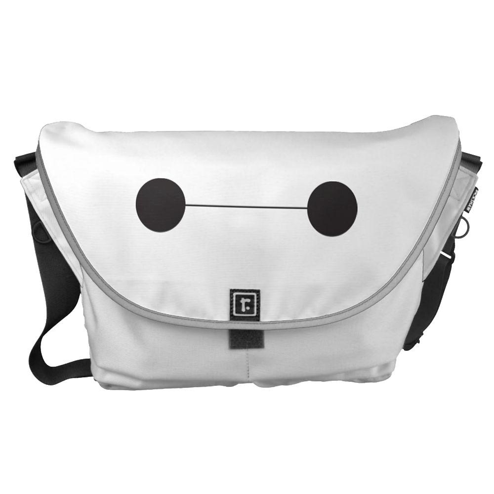 Big Hero 6 Baymax Messenger Bag  Customizable Official shopDisney