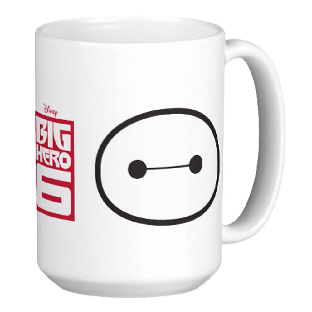 Big Hero 6 Baymax Face Mug – Customizable