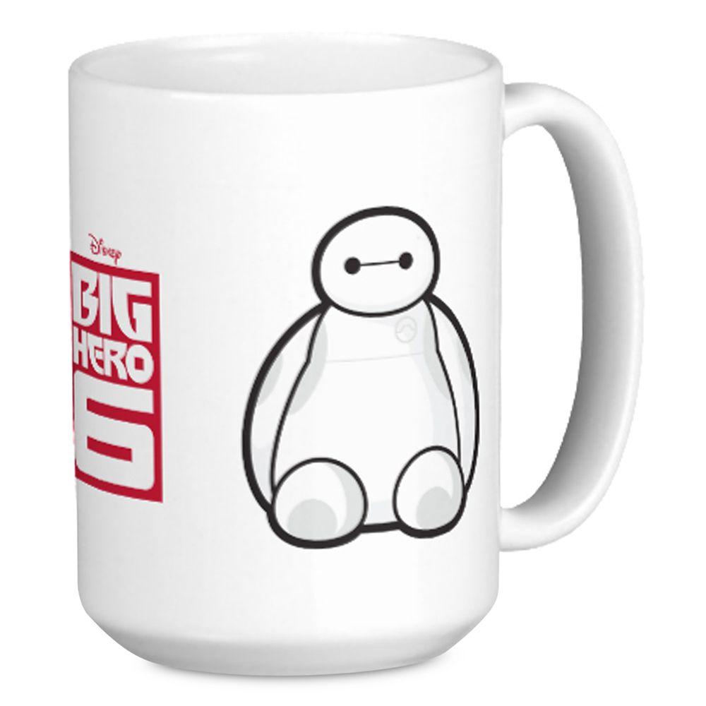 Big Hero 6 Baymax Mug  Customizable Official shopDisney