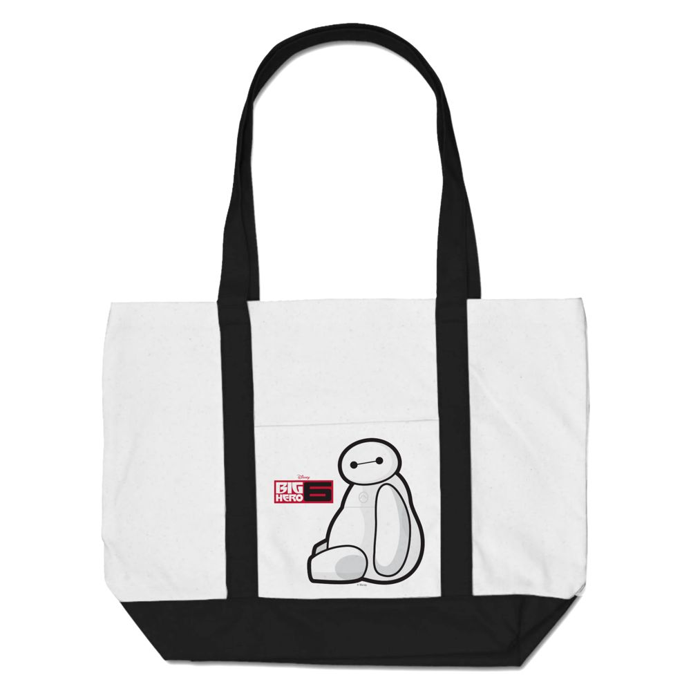 Big Hero 6 Baymax Canvas Tote – Customizable