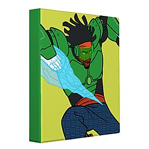 Big Hero 6 Wasabi Supercharged Binder - Customizable 7200000584ZESP