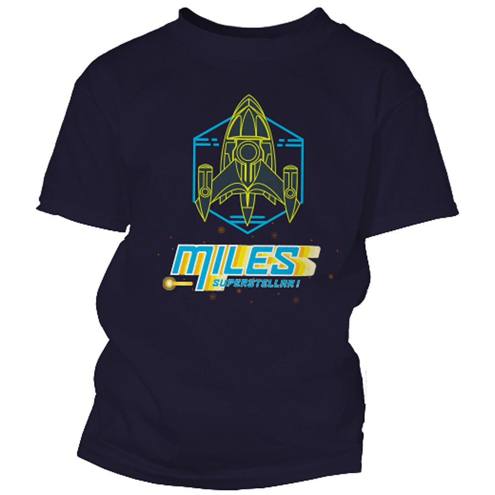 Miles from Tomorrowland Stellosphere Tee for Kids – Customizable