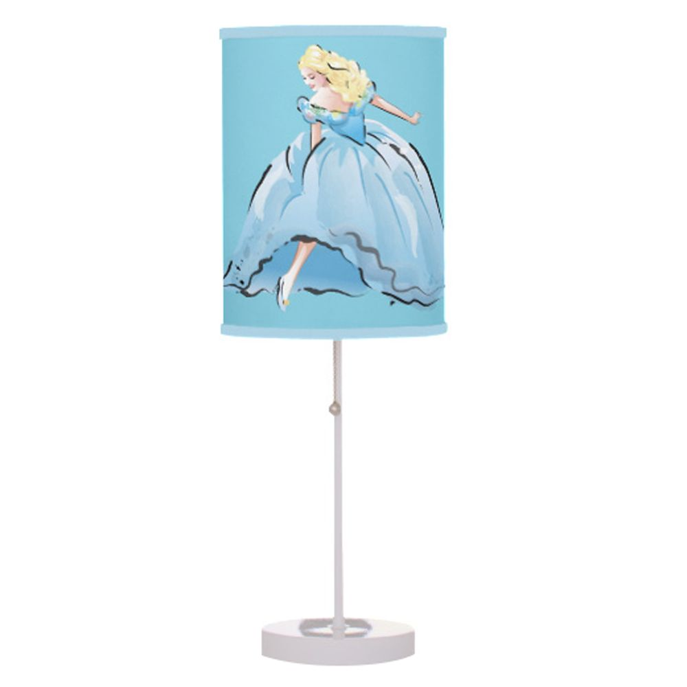 Cinderella Table Lamp – Live Action Film – Customizable