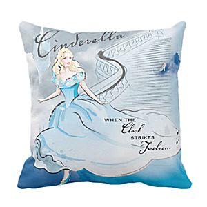 Cinderella Pillow – Live Action Film – Customizable