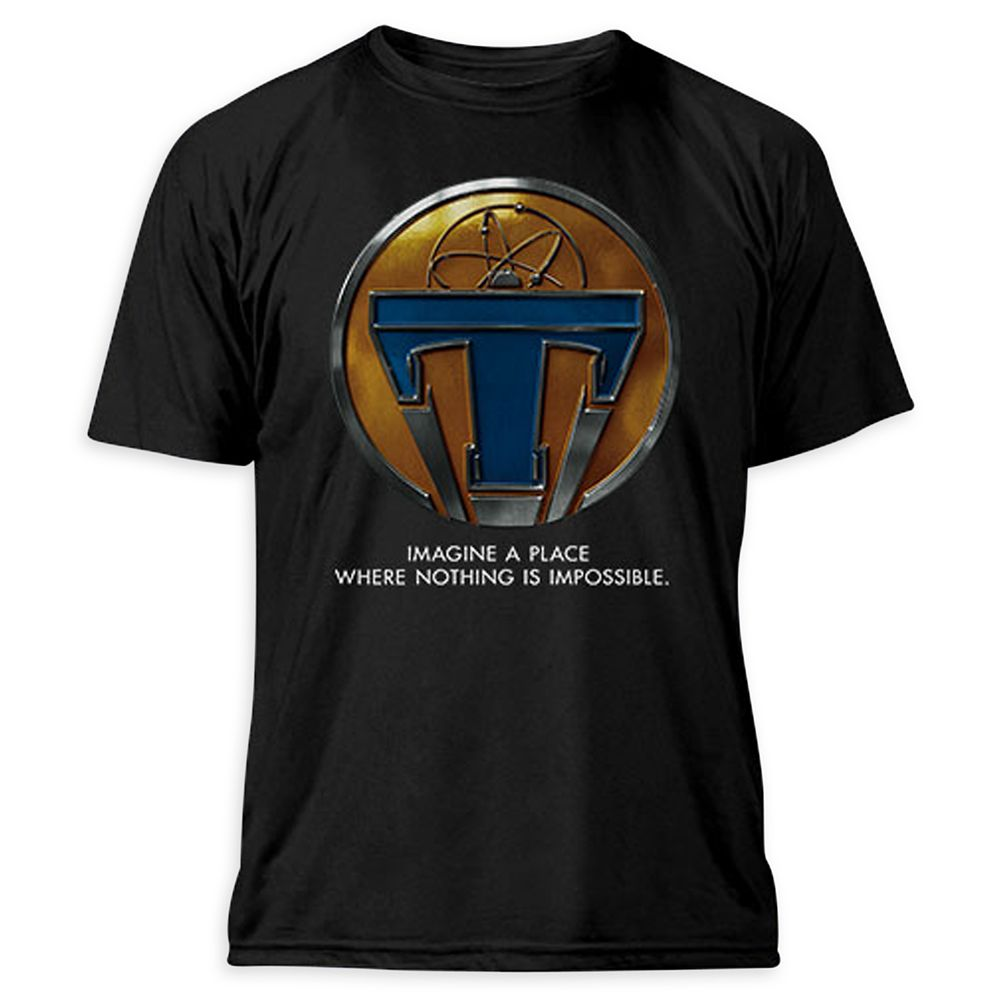Tomorrowland Icon Tee for Men – Customizable