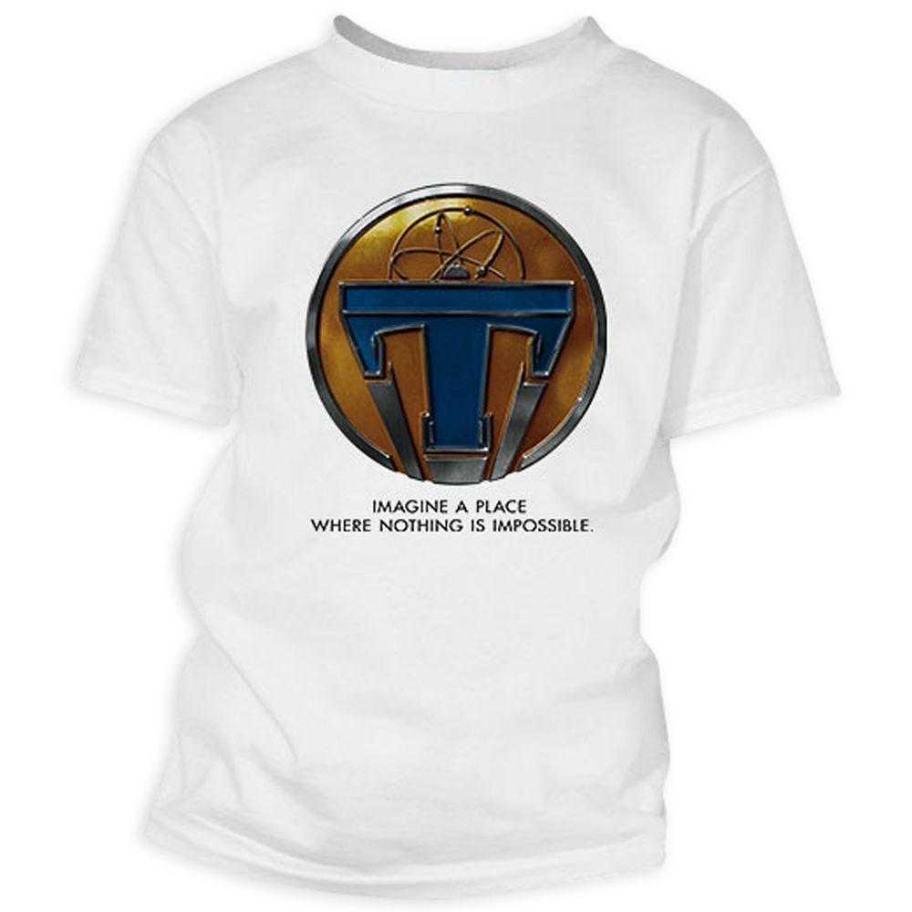 Tomorrowland Icon Tee for Kids – Customizable
