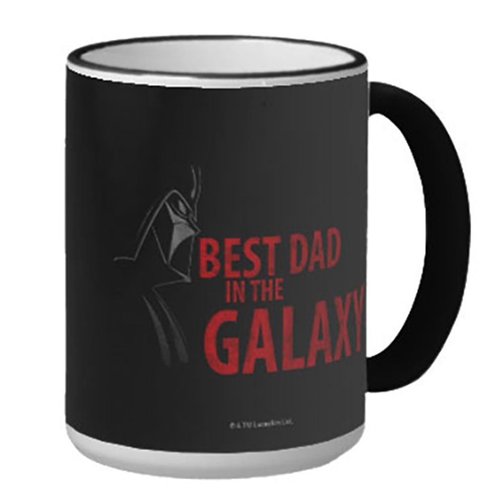 Star Wars ''Best Dad in the Galaxy'' Mug – Customizable