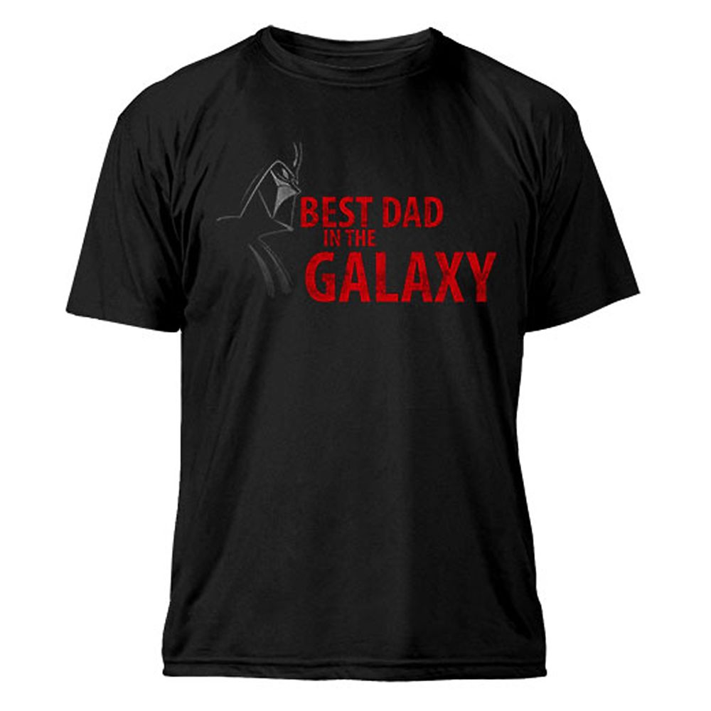 Star Wars Best Dad in the Galaxy Tee for Men  Customizable Official shopDisney
