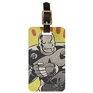 Iron Man Luggage Tag – Customizable