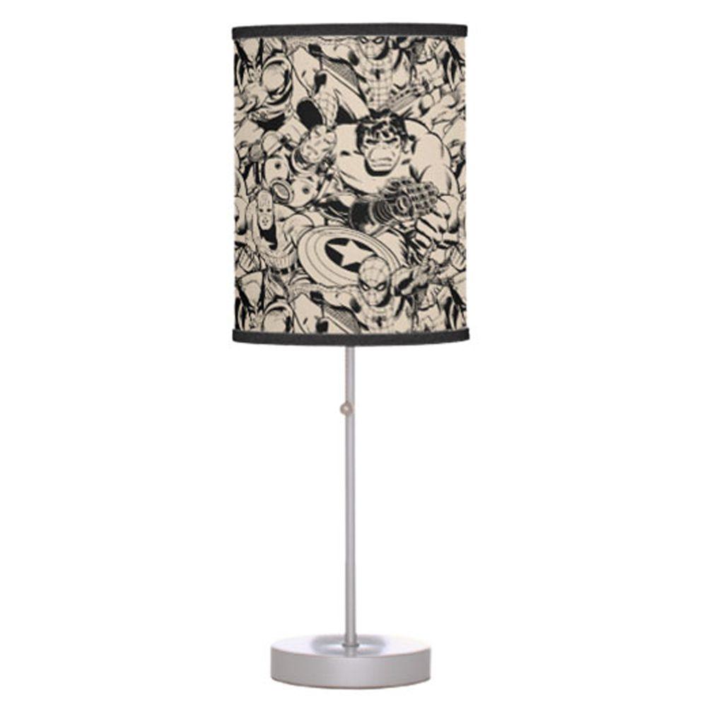Marvel Comics Lamp  Customizable Official shopDisney