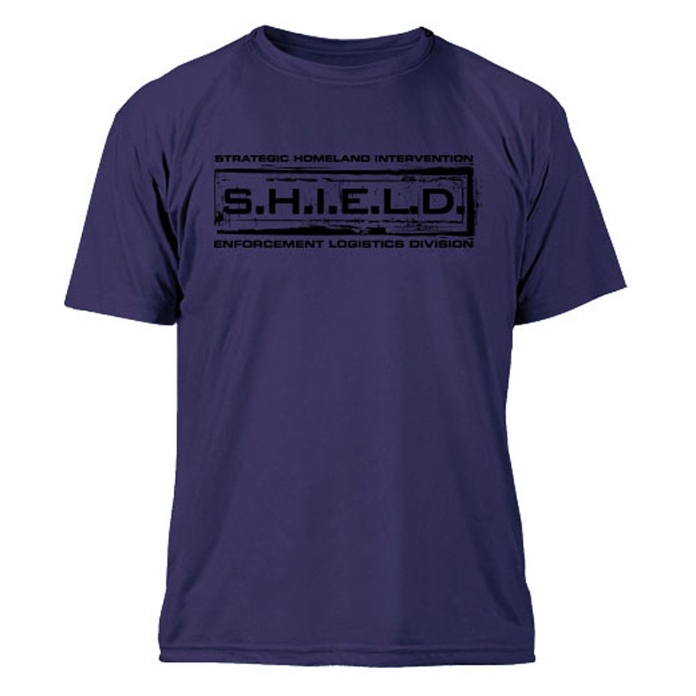 Agents of S.H.I.E.L.D. Tee for Adults  Customizable Official shopDisney