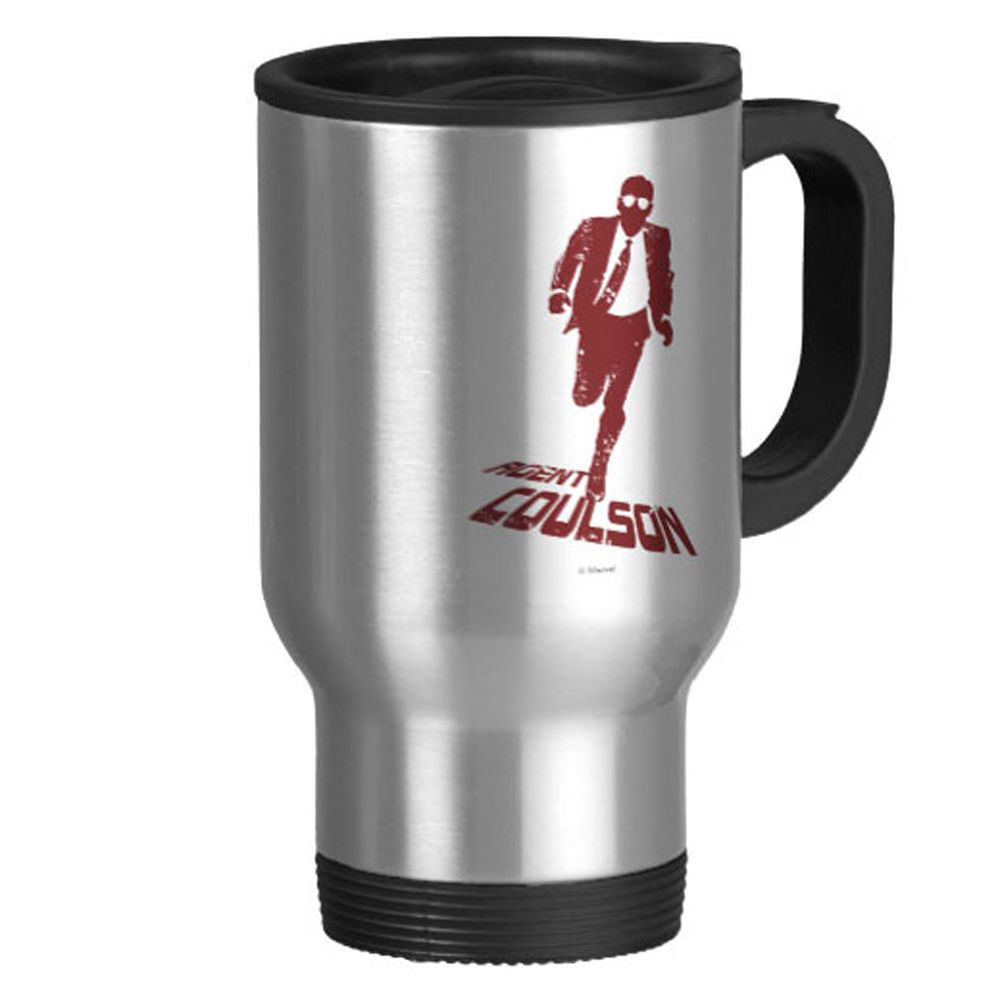 Agents of S.H.I.E.L.D. Travel Mug  Customizable Official shopDisney
