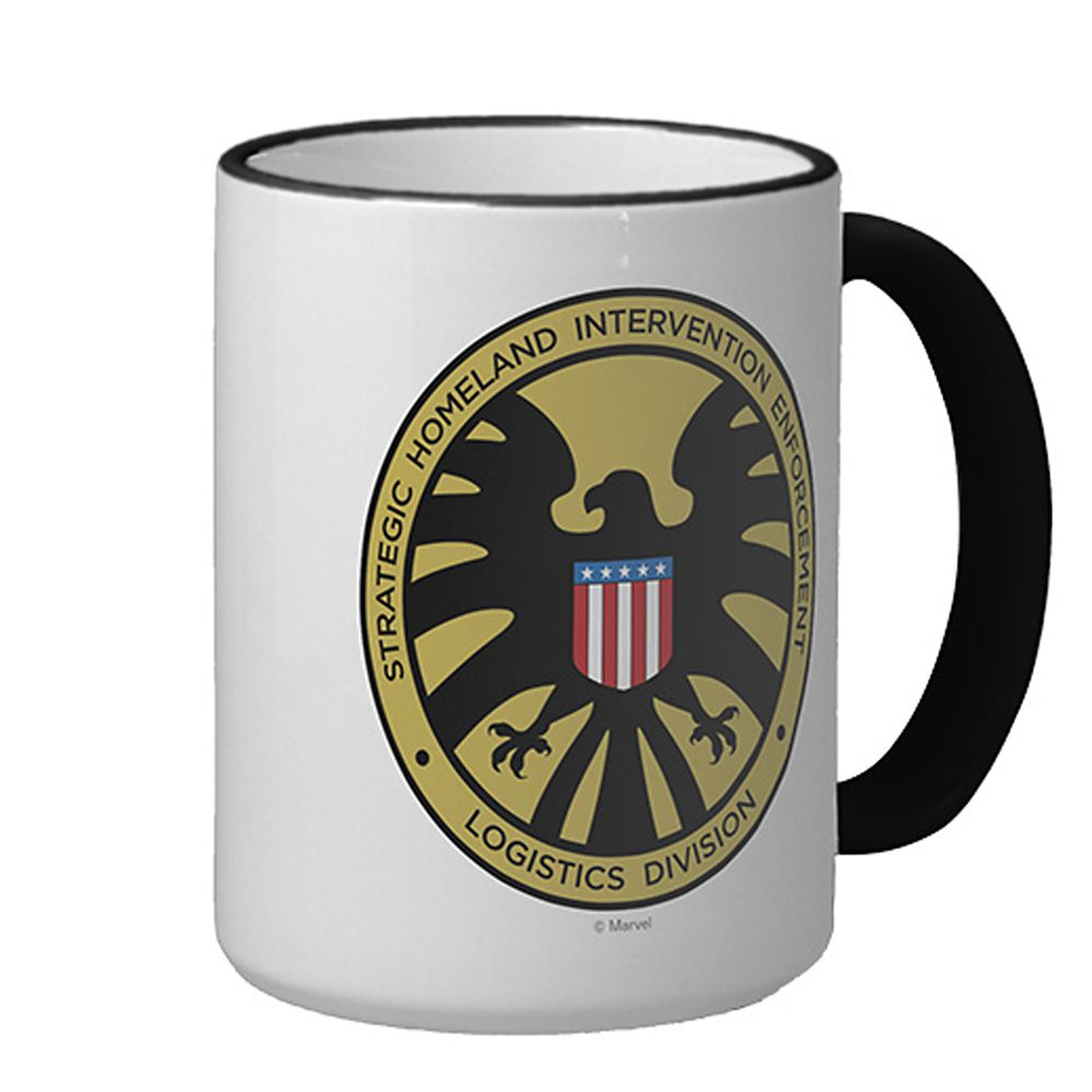 Agents of S.H.I.E.L.D. Mug  Customizable Official shopDisney
