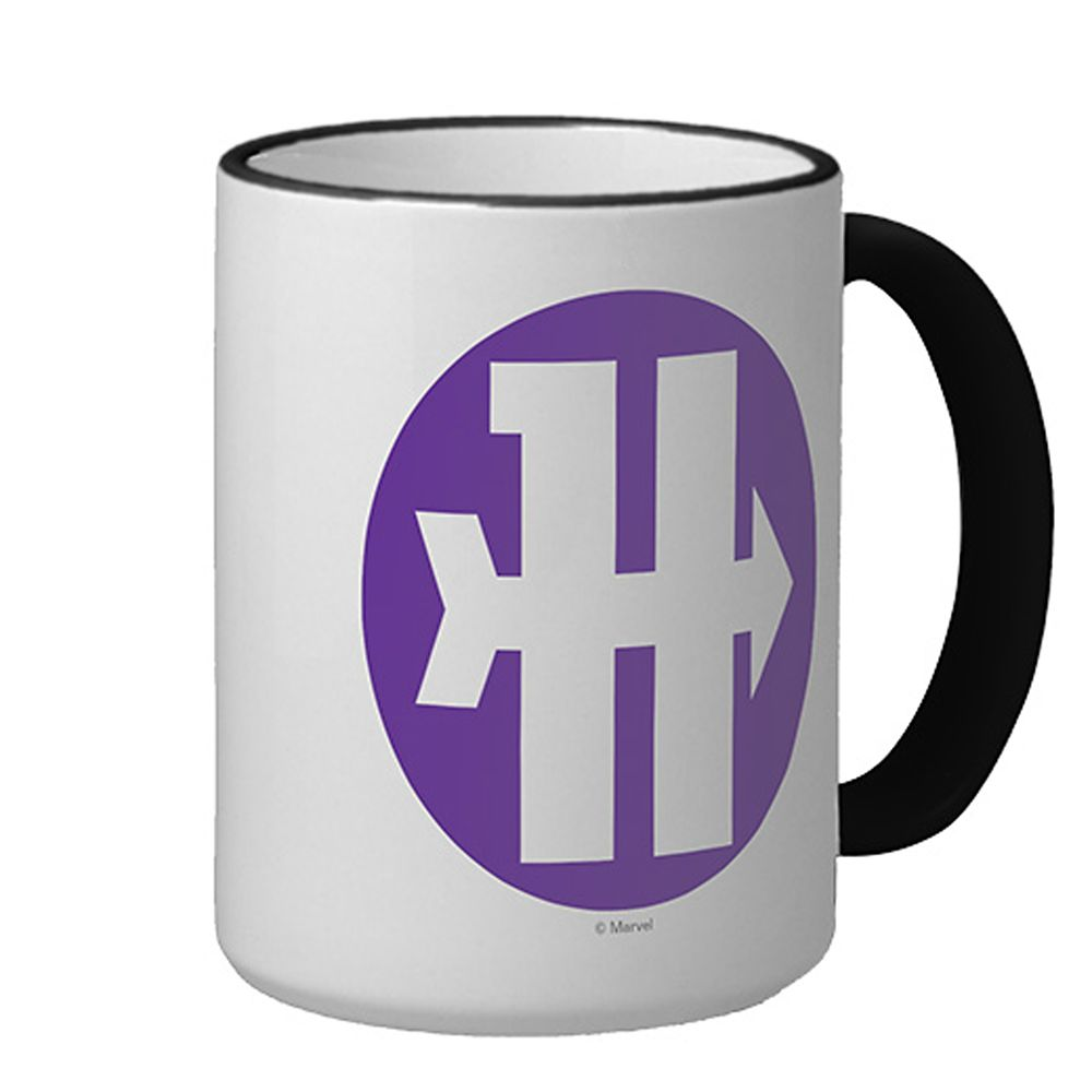 Hawkeye Mug – Customizable