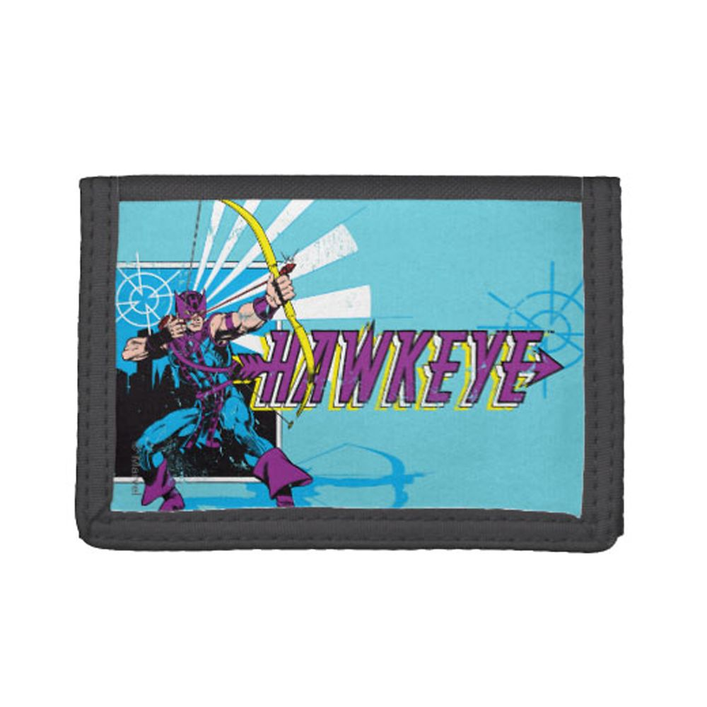 Hawkeye Nylon Wallet – Customizable