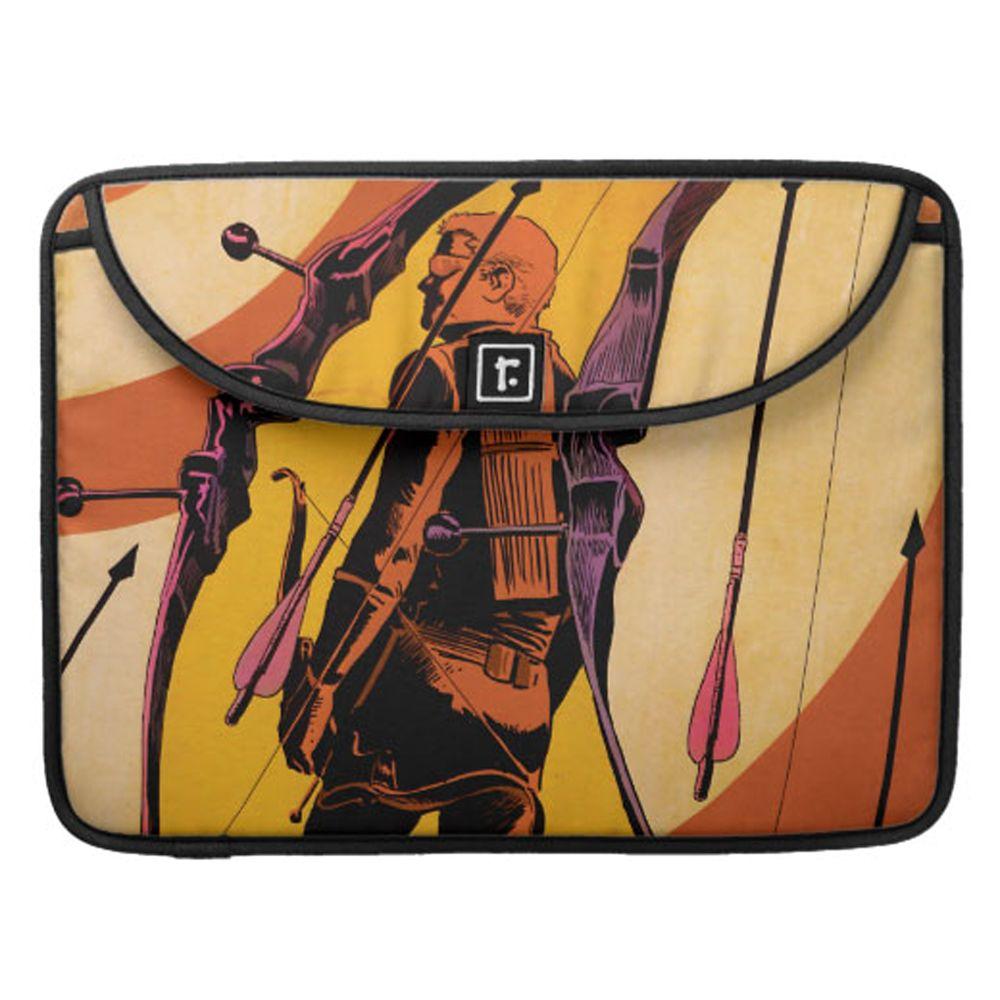 Hawkeye MacBook Pro Sleeve – Customizable