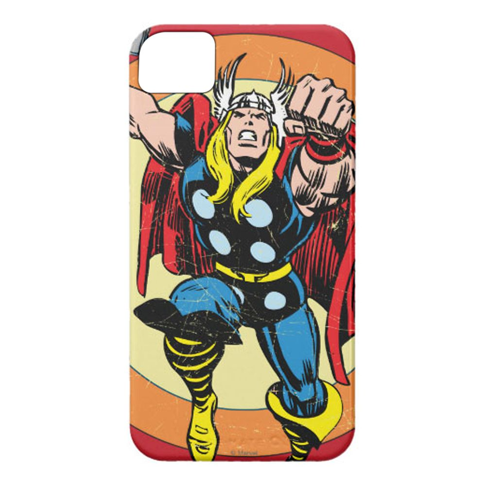 shopdisney.com - The Mighty Thor iPhone 6 Case  Customizable Official shopDisney 39.95 USD