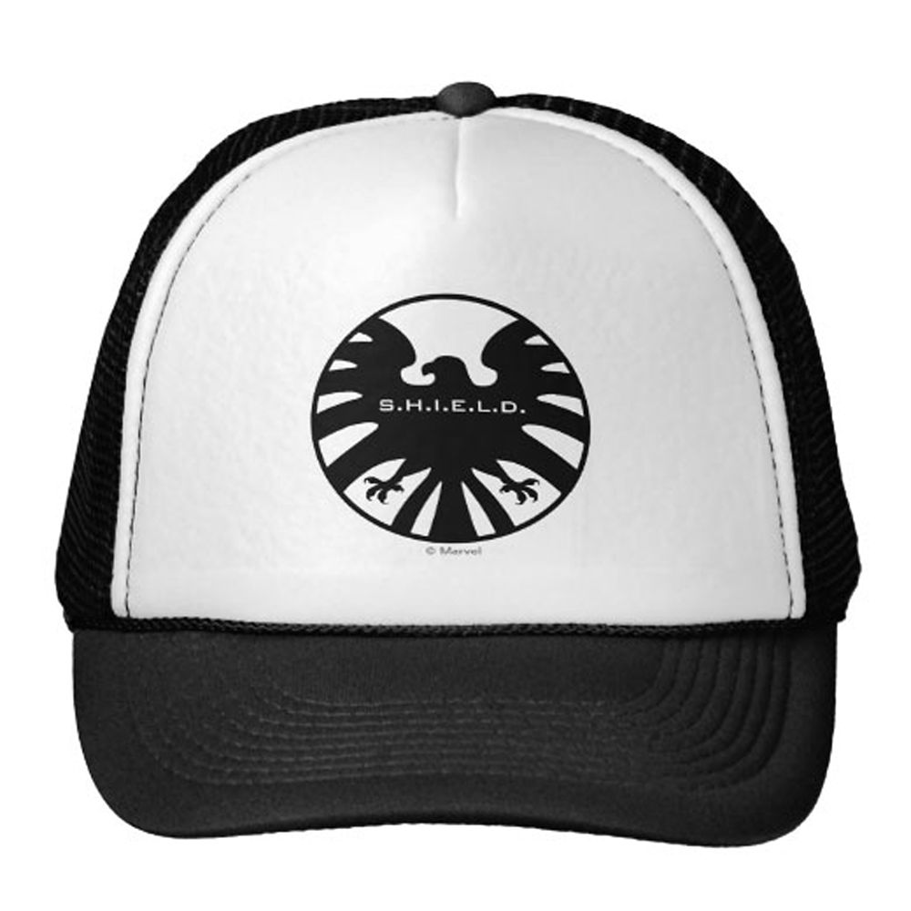 Agents of S.H.I.E.L.D. Trucker Hat for Adults  Customizable Official shopDisney