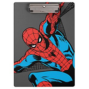 Spider-Man Clipboard – Customizable