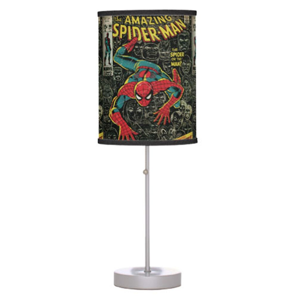Spider-Man Lamp – Customizable