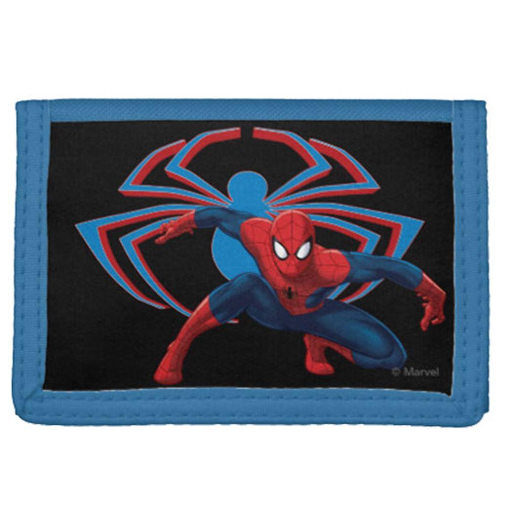 Spider-Man Nylon Wallet for Kids – Customizable