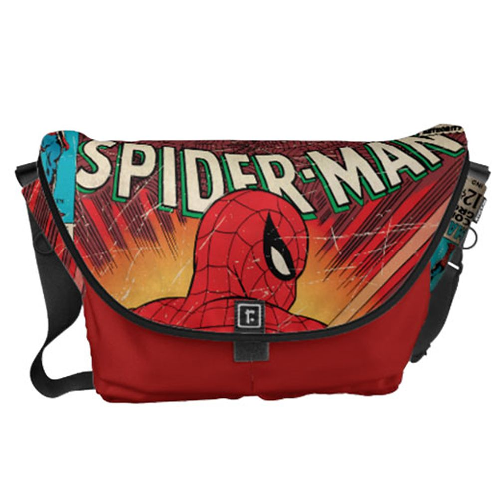 Spider-Man Messenger Bag  Customizable Official shopDisney