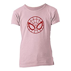 Spider-Man Fitted Tee for Girls – Customizable